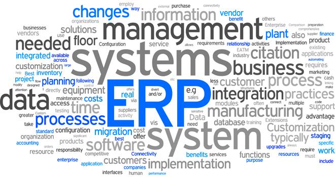 Εφαρμογές ERP