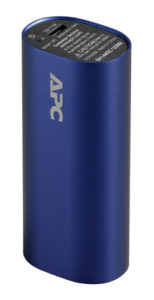 APC Power Bank M3BL-EC 3000mAh Blue
