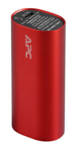 APC Power Bank M3RD-EC 3000mAh Red