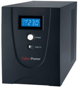 CYBERPOWER UPS VALUE1200EILCD Line Interactive LCD 1200VA