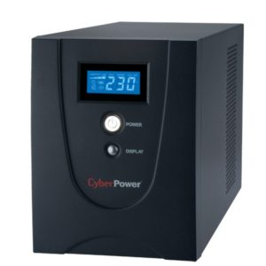 CYBERPOWER UPS VALUE2200EILCD Line Interactive LCD 2200VA