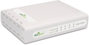 DLINK SWITCH DGS-1005D 5-Port 10/100/1000Mbps