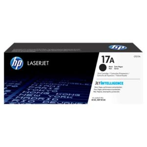 HP Laser No 17A Black (1.6k) (CF217A) CF217A