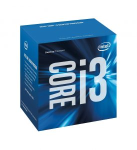 INTEL CPU Core i3-6320