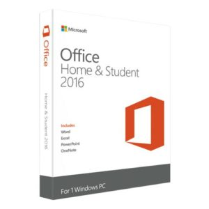Application Microsoft Office Home & Student 2016 English Medialess P2 Εφαρμογές γραφείου